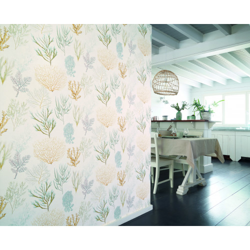 Papel pintado estampado Rivage 83972127