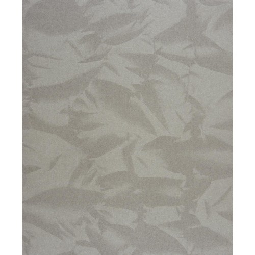 Papel pintado empire state froisse beige