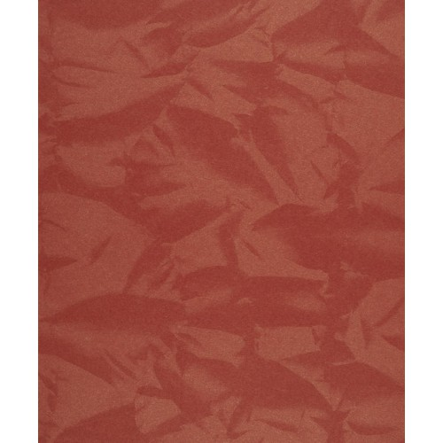 Papel pintado empire state froisse orange